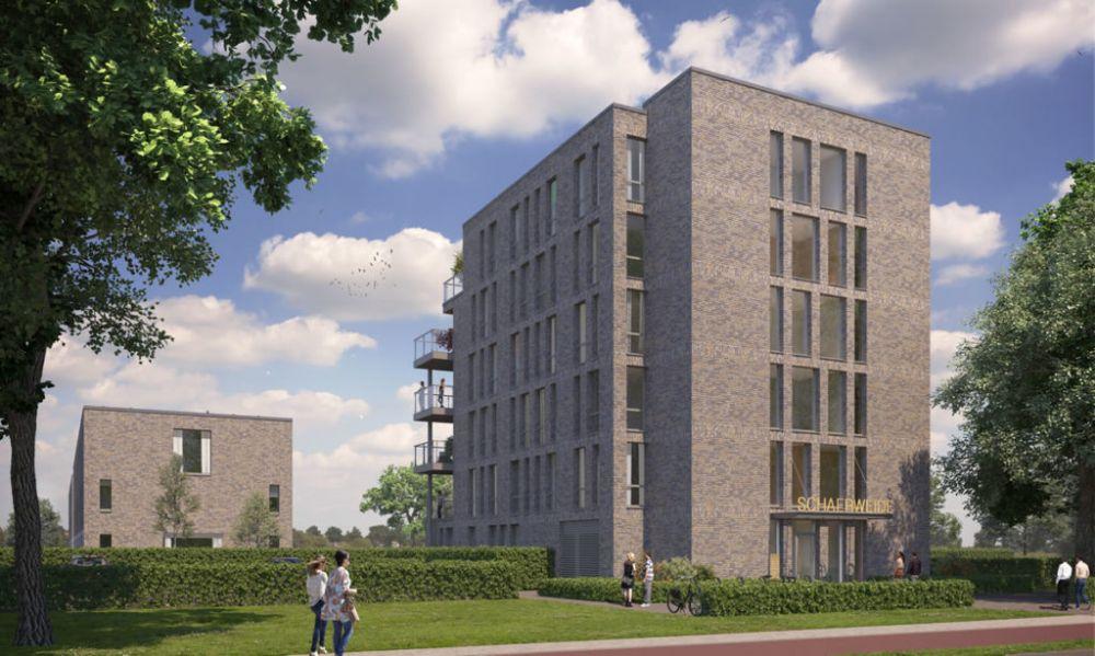 Aanbod nieuwbouw q makelaars for Haag wonen koopwoningen